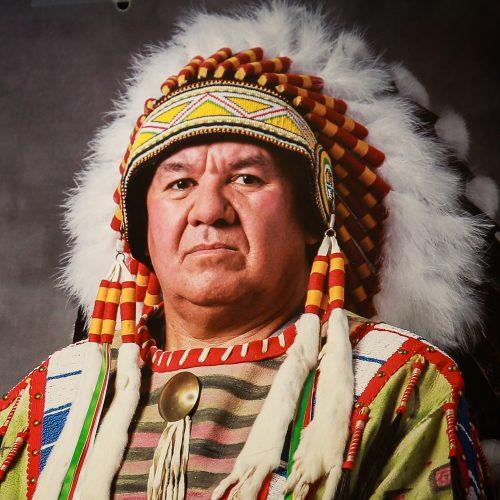 Chief Wayne Semaganis9
